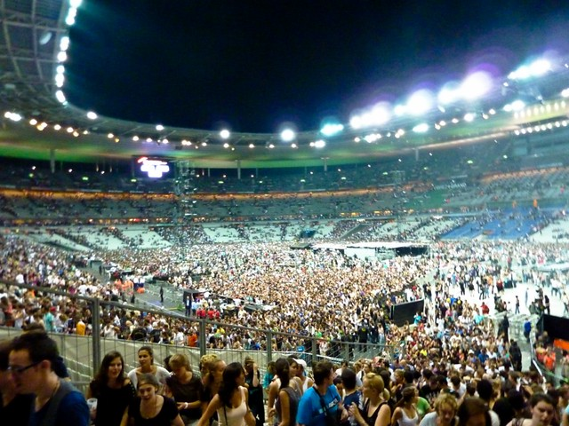The Black Eyed Peas - The Beginning Massive Stadium Tour - Stade de France, Paris (2011)
