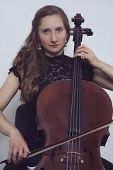 Portait of a cellist (@bythetallone) Tags: cellist cello musician music portrait people studio