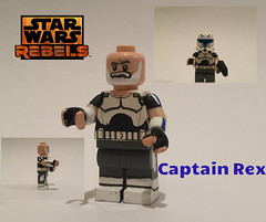 Lego Rex (alansb911) Tags: lego custom rex rebels alansb911