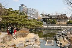 Namsangol Hanok Village (Brian Aslak) Tags: asia korea seoul southkorea openairmuseum  namsangol  namsangolhanokvillage