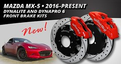 New release from Wilwood! 2016 ND Mazda Miata Dynalite & Dynapro big brake kits (vividracing) Tags: vivid competition nb na nd brakes update miata upgrade bbk aftermarket newrelease bigbrakekit wilwood vividracing