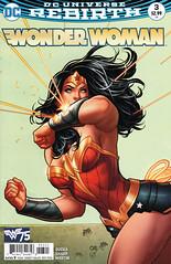 DC Universe Rebirth Wonder Woman 3 (Frank Cho cover) (FranMoff) Tags: wonderwoman comicbooks frankcho cho dcuniverserebirth