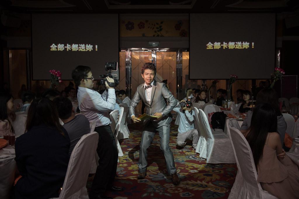 中僑花園飯店婚禮記錄雅琇與紋瑞-90