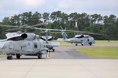 702, 704, 705, Navy MH-60R Seahawk, HSM-74, Swamp Fox, North Myrtle Beach, South Carolina, Memorial Day 2016, (hondagl1800) Tags: navymh60rseahawk hsm74 swampfox northmyrtlebeach southcarolina memorialday2016 mh60r mh60rseahawk helicopter aircraft airplane militaryaircraft seahawk spring2016 navy usnavy helo