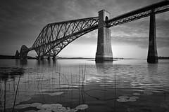 Brezza (Zz manipulation) Tags: art ambrosioni zzmanipulation mare sea ponte bridge sera buio acqua