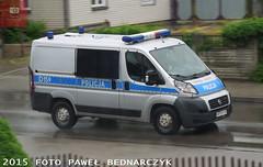 D159 - Fiat Ducato - KP Beyce (pawelbednarczyk) Tags: d013 daewoo korando d159 fiat ducato d140 d172 skoda octavia d123 opel astra ii d193 d190 kia sportage d152 corsa d176 aro 245 d173 ford transit d189 fso polonez beyce lubelskie policja radiowz radiowozy komisariat policji hpd