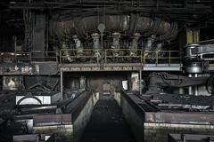 HFB re-edit (EOSfoto.nl) Tags: arcelormittal haut fourneau urbex abandoned steel staalfabriek hoogoven blast furnace belgium belgi cockerill