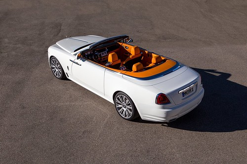 Rolls-Royce Dawn от SPOFEC