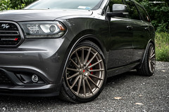 dodge-durango-m615-brushed-frozen-latte-4 (AvantGardeWheels) Tags: durango dodge ag agwheels avant garde wheels suv domestic american brushed frozen latte 20inch m615 gallery avantgarde agwheel wheel rim rims design designs custom bespoke finish finishing