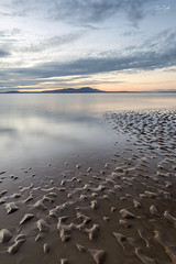 Criffel From The Coast (Fiona Smith (Prev. Fiona McAllister Photography)) Tags: criffel criffelview hill dumfriesandgalloway dumfriesgalloway scottishcoastline englishlandscape cumbria coast coastline coastal cumbriacoast cumbriacoastline westcumbria westcoastcumbria pattern sand sandpattern seascape seashore seaside seaview solway solwaycoast solwayphotography solwayfirth fionasmithphotography wetreflection northwestengland