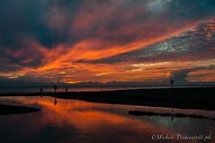 _DSC1003 (. ..::..::::....:::::m.trinciarelli photo::..:..) Tags: mare tramonto cielo spiaggia maredinverno pace