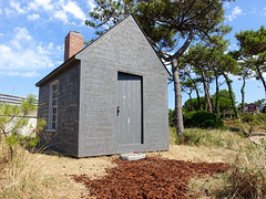 Untitled Project: Cabin [Thoreau] (untitledprojects) Tags: conrad bakker conradbakker untitledprojects untitled projects art artist sculpture painting things