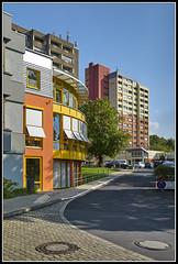 L1002995  -  GDA-Wohnstift,  Leica M9  and Tri-Elmar 28-35-50  (Vers.2),   @35mm (Max-Friedrich) Tags: leica leicam9 trielmar architektur gebude gttingen niedersachsen outdoor