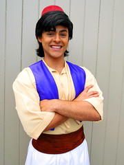 Aladdin (meeko_) Tags: aladdin prince characters disneycharacters disneyshollywoodstudiosentrance disneys hollywood studios disneyshollywoodstudios themepark walt disney world waltdisneyworld florida