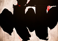 Motherwell (Thomas Hawk) Tags: usa painting colorado unitedstates denverartmuseum unitedstatesofamerica denver musuem motherwell robertmotherwell elegytothespanishrepublicno172withblood