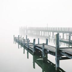 """Ein Morgen am See..."" no.18 (Sebastian (sibbiblue)) Tags: lake morning fog ammersee bavaria mediumformat hasselblad kodak portra carmencitafilmlab analog film photography bsquare fujifrontiersp3000 carmencita scan"