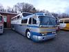 1955 Greyhound bus (DieselDucy) Tags: greyhound 1955 roanoke scenicruiser buseum