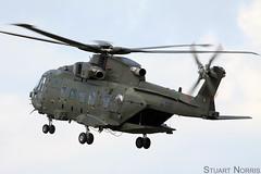 Merlin HC.3A ZJ998 - AE - RIAT 2011 (stu norris) Tags: aviation airshow merlin raf ffd fairford riat eh101 egva hc3a zj998