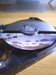 R0045563 (nimbus_2000) Tags: japan tokyo mirror harddisk disk hdd harddiskdrive tôkyô