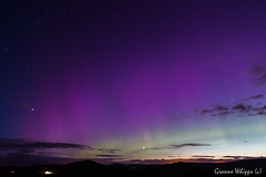 Insch rayed arc (quayman) Tags: night lights scotland dancers aberdeenshire aurora merry northern insch