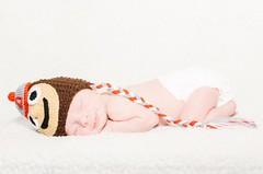 Kameron (jcbx3) Tags: lighting boy portrait baby cute beautiful studio photography nikon photographer portraiture newborn brutus babyboy ohiostate newbornphotography