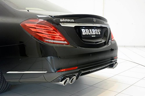 Brabus Mercedes S-Class Hybrid B50