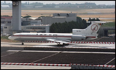 YR-TPL - Paris Orly (ORY) 14.07.1994 (Jakob_DK) Tags: 1994 ory lfpo orly yrtpl tarom rot tupolev tupolev154 tupolev154b tupolev154b2 tu154 tu154b tu154b2 romania t154 tupolevtu154 tu154careless tupolevtu154b2 parisorlyairport parisorly aéroportdeparisorly transporturileaerieneromâne