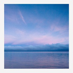Chronocide : Polaroid Vision (ongoing project) France, 2014  2015 Gerald Verdon #chronocide #polaroid #sky #france #light #landscape #lake (Gerald Verdon) Tags: mall square supermarket chronocide instagram ifttt