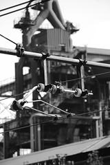 industry 3 (hkanins) Tags: old chimney abandoned industry stairs chains iron tank alt steel fabrik rusty powerlines kraftwerk industrie strom rostig exhaust kamin verlassen stahl treppen eisen elektrizität ketten fabrikanlage