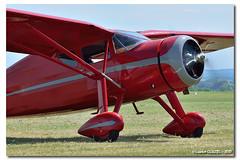 Compiègne Aero Classic 2015 (Laurent CLUZEL) Tags: classic vintage airplane nikon aircraft tiger nine moth 9 dh 28 boeing 70200 cessna biplane stearman stampe sv4 d610 luciole caudron biplan 195b vrii vertongen