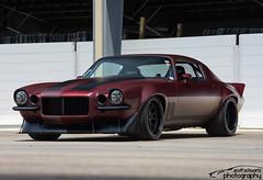 Dutchboys' Hot Rods 1971 Camaro (scott597) Tags: columbus ohio red hot speed 1971 detroit holly camaro ppg rods nationals matte 2016 goodguys dutchboys forgeline