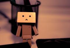 Danbo (aaronarago29) Tags: toy photography danbo dubai uae