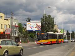 Solaris Urbino 18 III, #5207, MZA Warszawa (leasing) (transport131) Tags: bus autobus ztm warszawa solaris urbino mza warsaw