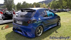 PEUGEOT 206 (gti-tuning-43) Tags: peugeot 206 tuning tuned modified modded meeting show expo aurecsurloire 2016 cars auto automobile voiture