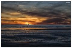 Puesta de sol (.Robert. Photography) Tags: posta puesta sol platja playa vaixell barco contrallum contraluz parque nacional doñana huelva robert
