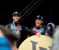 Ben Ainslie & David Carr (Owen Davies Landscape Photography) Tags: americas cup portsmouth dutchess cambridge kate middleton prince william ben ainslie sailing southsea duke of royal family