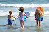 Kids Boogie-Boarding (Joe Shlabotnik) Tags: 2016 higginsbeach boogieboard violet maine helent july2016 everett ocean beach afsdxvrnikkor55300mm4556ged faved zeroviewsonefave