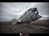 DC-3 ghost (Yiannis Chatzitheodorou) Tags: iceland wreck abandoned aircraft sólheimasandur ισλανδία flickrtravelaward