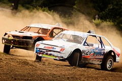 North Wales Autograss (MPH94) Tags: north wales autograss nw car cars auto motor sport motorsport race racing motorracing dirt dirty dust dusty canon 500d 70300 offroad off road