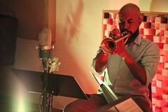 untitled-87-Edit-Edit.jpg (Experimental_Sound_Studio) Tags: lighting ess concert trumpet cello concertphotography option cornet fredlonbergholm jaimiebranch joshberman acousticdiffuser benlamargay