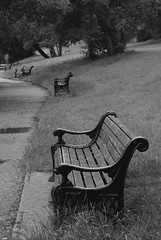 To rest your weary legs (Olivia Darby) Tags: nottingham england bench university multiples rest benches eastmidlands