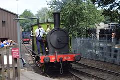 Middleton Railway 2016 (Pavorossi) Tags: middletonrailway steam railway northeastern northeastern1310 y7 manningwardle manningwardle1601 matthewmurray
