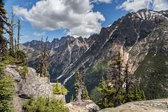 Washington Pass Overlook (jklewis4) Tags: landscape scenic mountains northcascades pacificnorthwest seattle seattlewashington washington