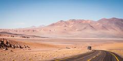 long highway (ckocur) Tags: chile atacama sanpedrodeatacama northernchile atacamadesert