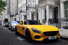 Mercedes-AMG GT S (R_Simmerman Photography) Tags: street summer london yellow hotel garage united parking uae july kingdom s harrods arab saudi gt mayfair qatar supercars valet combo sloane 2016 sportcars londoncars knightbridge mercedesamg hypercars carsoflondon
