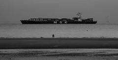 Selfie (sammys gallery) Tags: ship mersey crosby merseyside