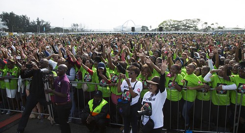 Keep The Promise in Durban, South Africa 2016