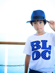 Harbor Boy (H.H. Mahal Alysheba) Tags: portrait seaside child kid nikon d800 afs nikkor 85mmf18