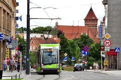 Solaris Tramino S111o #3013 MPK Olsztyn (3x105Na) Tags: solaris tramino s111o 3013 mpk olsztyn mpkolsztyn tram tramwaj strassenbahn polska poland polen