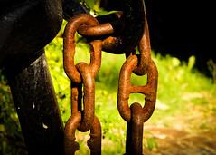 Cadena oxidada (JosMara_photography) Tags: cadenas xido